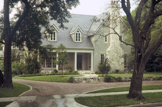 Houston Residential Architect Tom Wilson Associates